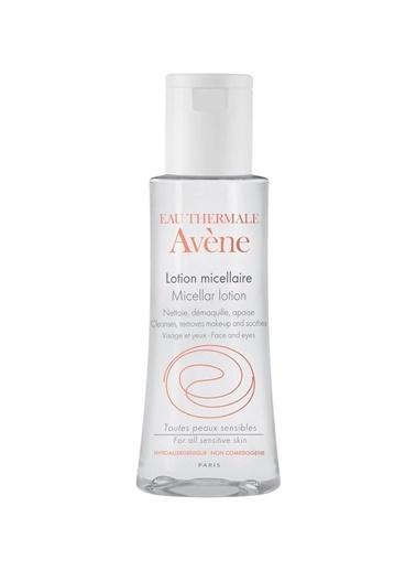 Avene AVENE Lotion Micellaire Nettoyante et Dem. 100 ml - Karma ciltler için temizleyici losyon (SEYAHAT BOYU) Renksiz